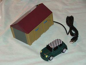 USB RC Car from Brando WorkShop