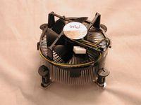 Intel P4 Stock Cooler