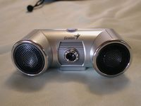 Look 313 Media Multifunctional 330K Pixel Video Camera