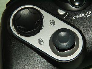 Saitek Cyborg Rumble Pad P3600