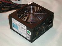 Seasonic S12 Energy+ 80Plus 550Watt PSU
