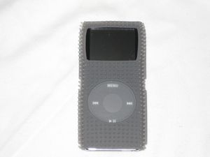 iPod Nano 2 Massage Silicone Case from USBFever