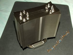 Thermalright Ultra 120 eXtreme CPU Cooler