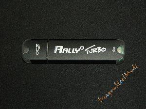 OCZ Rally2 Turbo 4gb USB 2.0 Flash Drive