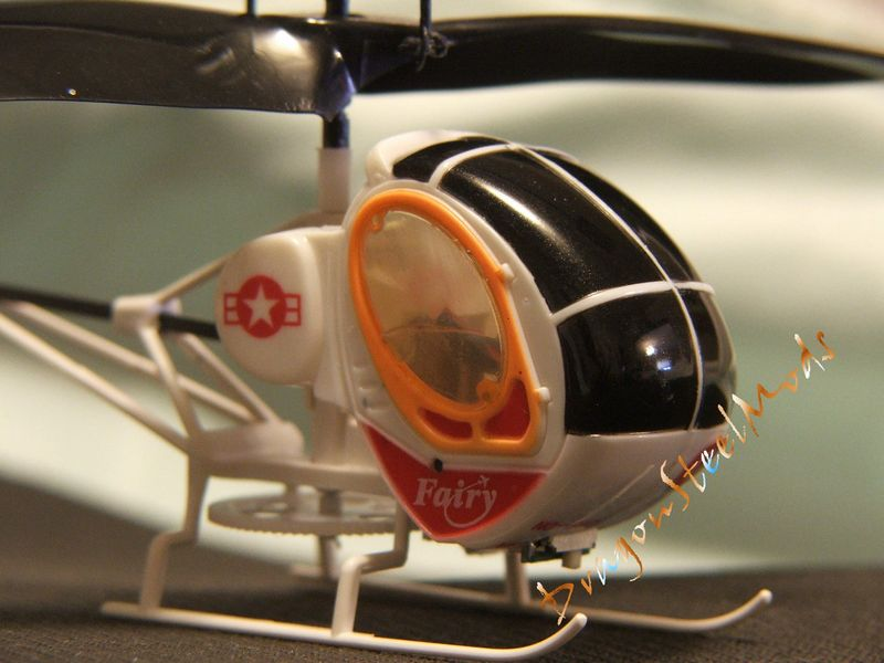 Ultra Micro Hughes 300 RC Helicopter Review | DragonSteelMods