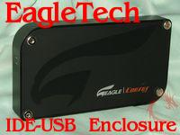 Eagle Consus N-Series IDE to USB HDD Enclosure Reviewed