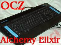OCZ Alchemy Series Elixir Keyboard Review