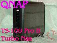 QNAP TS-109 II Pro Turbo Nas Review