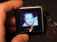TAO 1.4 inch LCD Digital Photo Keychain Review