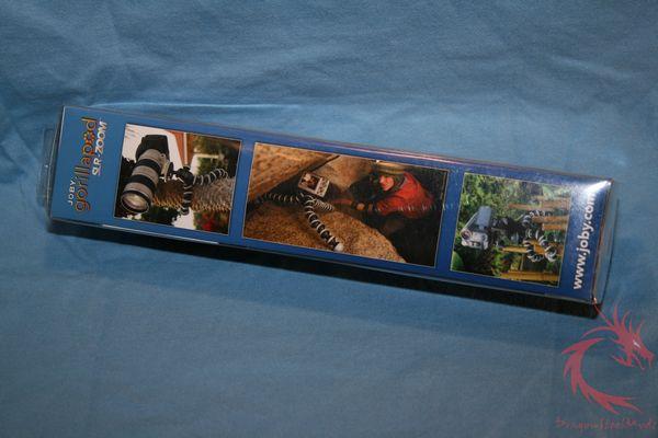 Gorillapod Slr Zoom And Ballhead Slr Zoom Dragonsteelmods