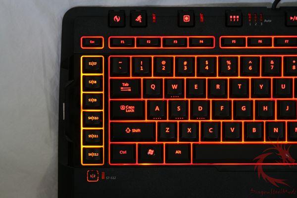 Microsoft SideWinder X6 Gamer Keyboard Review ...