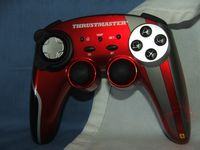 Thrustmaster Ferrari Wireless Gamepad 430 Scuderia Limited Edition Review