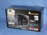 Hornettek Viper U3 USB 3.0 External Hard Drive Enclosure Review