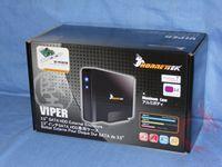 Hornettek Viper U3 USB 3.0 External Hard Drive Enclosure