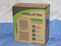 Diablotek Legend Mid Tower Case
