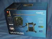 CoolIt Vantage A.L.C. CPU Cooler Review