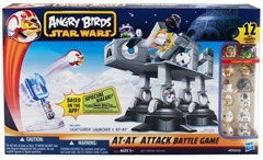 Hasbro Angry Birds Star Wars AT-AT Battle Game Package