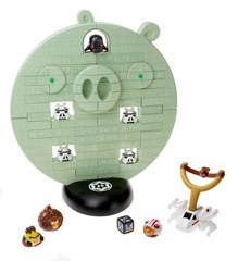 Hasbro Angry Birds Star Wars Jenga Death Star