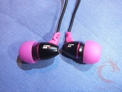 Review of JLabAudio JBuds J5M Earphones