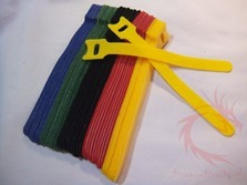 Review of 50 PCS Reusable Hook and Loop Fastening Velcro Cable Ties
