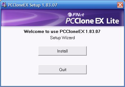 PCCLONE EX LITE DRIVERS FOR WINDOWS 8