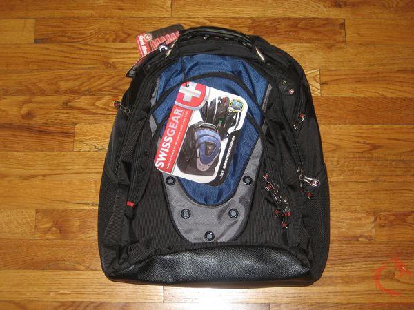 Wenger Swiss Gear IBEX Computer Backpack Review | DragonSteelMods