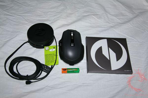 Microsoft Sidewinder X8 Wireless Mouse   DragonSteelMods
