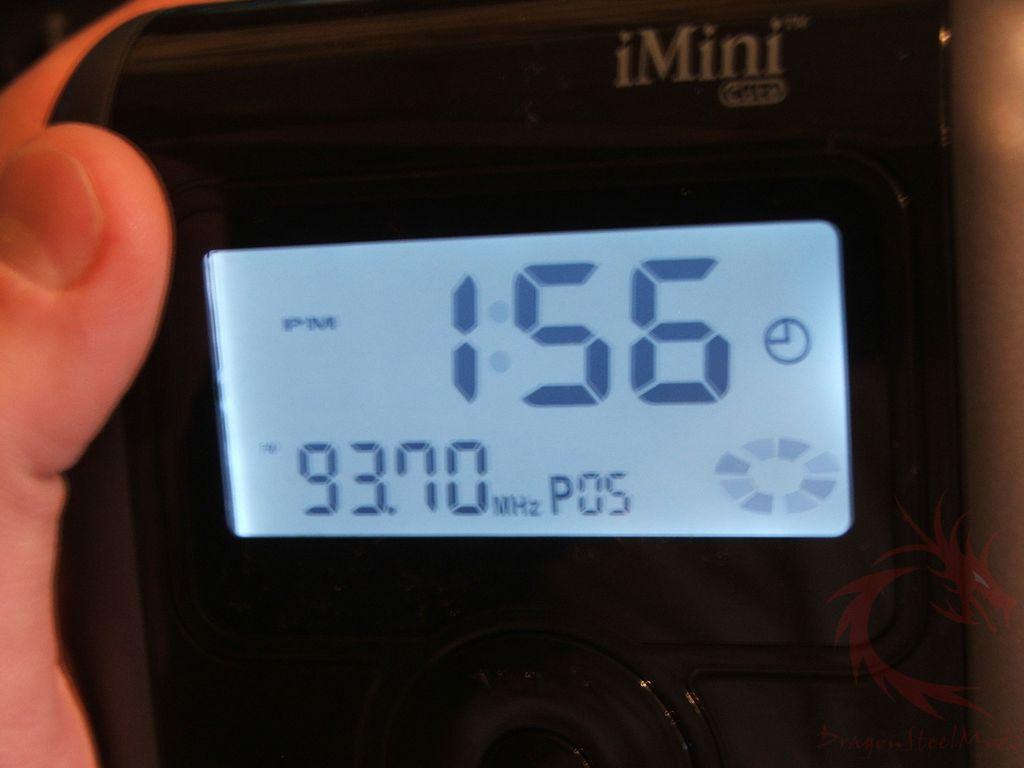 Ozaki imini cute ip831 alarm clock radio black: amazon. Co. Uk.
