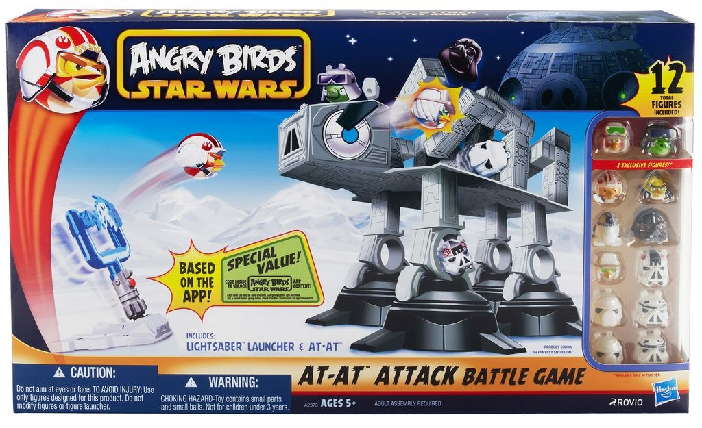 Star Wars Toy Game : Angry birds star wars lands at toys 'r us dragonsteelmods