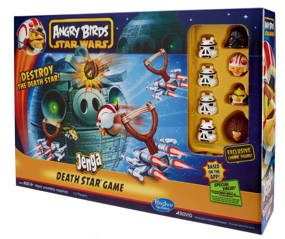 Angry Birds Star Wars Toys : Angry birds star wars lands at toys 'r us dragonsteelmods