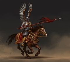 2KGMKT_CivVBNW_Concept-Art_Polish_Winged_Hussar