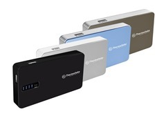 Thermaltake 8400mAh Portable Power Pack make your digital life more powerful!