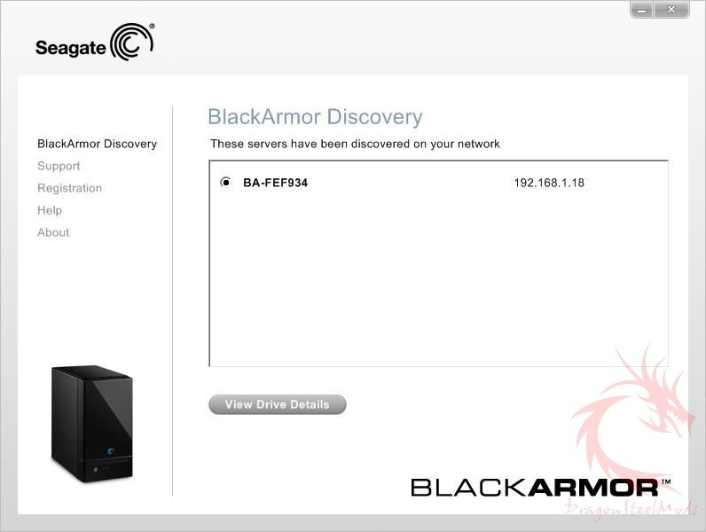 Seagate BlackArmor NAS 220 6TB Network Attached Storage