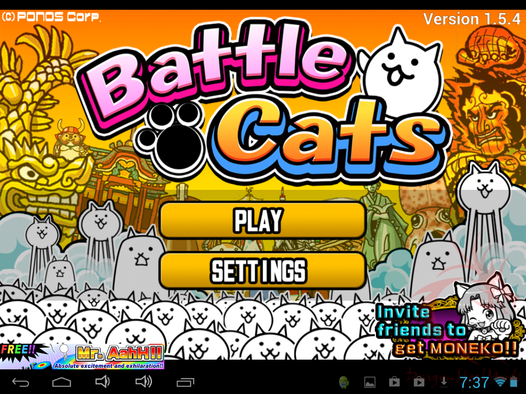 Battle Cats for Android Review | DragonSteelMods