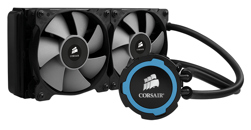 Corsair Launches Hydro H105 Liquid Cpu Cooler With 240mm