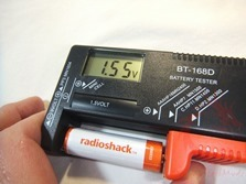 Review of Hapurs BT-168D Universal Digital Battery Tester