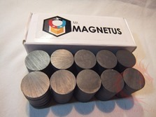 Review of Mr. Magnetus 50 Pcs Ceramic Magnets