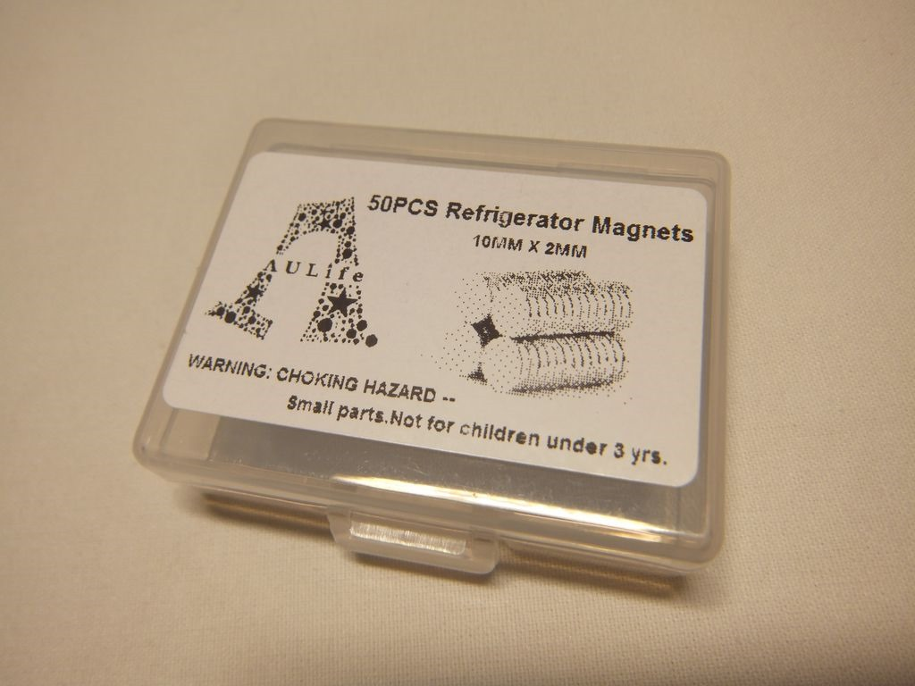 Video Review: A AULIFE 10X2mm Neodymium Magnets
